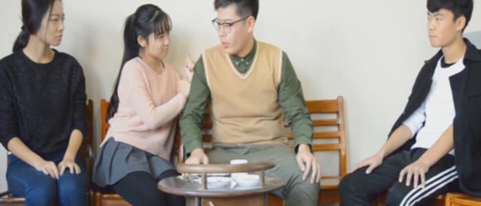 沈阳师范大学《看阅兵式》