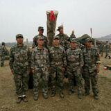 朝阳师专大学生民兵连高炮分队在省军区大比武中获奖