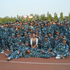 2014级新生军训