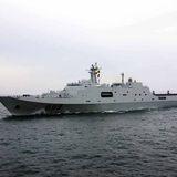 中国海军大阅兵