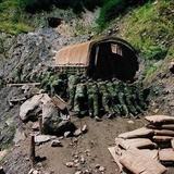 川藏线钢铁汽车团